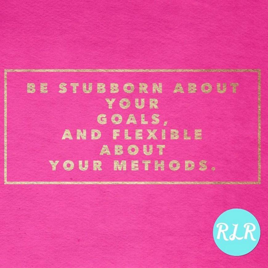 goal_stubborn_quote